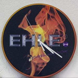 EHLE. wall clock
