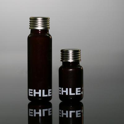 Öl - Aufbewahrungsglas braun, 10 ml