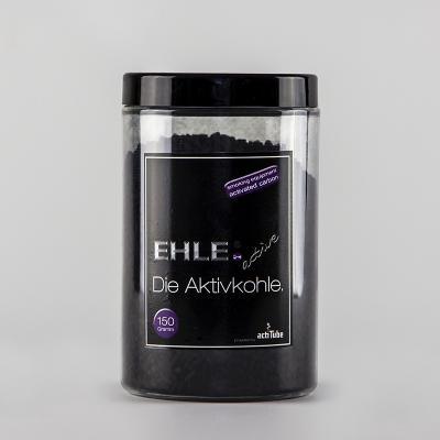 EHLE. Aktivkohle, 150 g